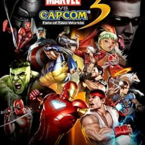 Marvel vs. Capcom 3: Fate of T is listed (or ranked) 1 on the list The Best Xbox 360 Fighting Games of All Time
