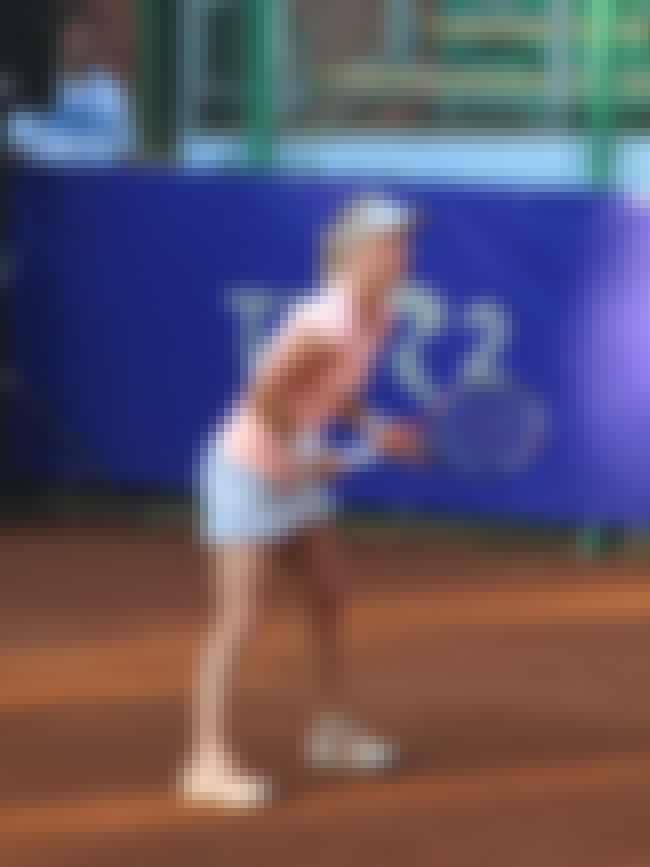 Maša Zec Peškirič is listed (or ranked) 4 on the list The Best Tennis Players from Slovenia