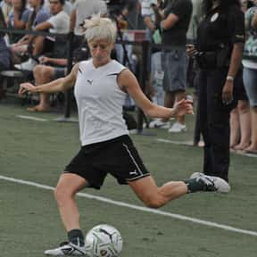 Megan Rapinoe is listed (or ranked) 14 on the list The All-Around Best Athletes of 2019