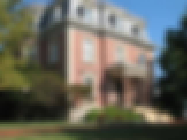 Missouri Governor's Mansion is listed (or ranked) 4 on the list List of Famous Jefferson City Buildings & Structures