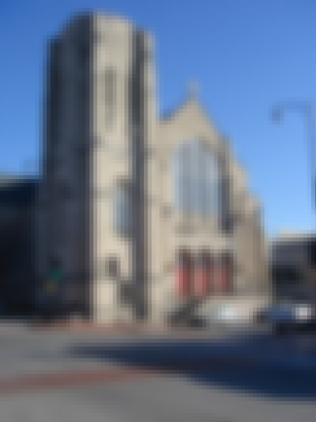 Missouri United Methodist Chur... is listed (or ranked) 7 on the list List of Famous Columbia Buildings & Structures