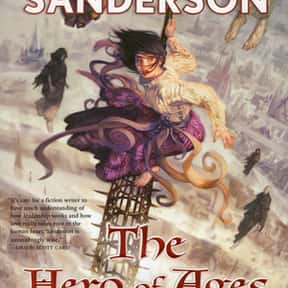 Mistborn: The Hero of Ages is listed (or ranked) 9 on the list Other Books Game of Thrones (ASOIAF) Fans Will Love