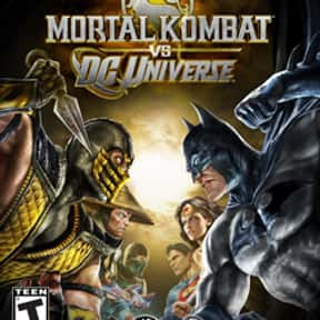 Mortal Kombat vs. DC Universe is listed (or ranked) 22 on the list The Best Xbox 360 Fighting Games of All Time