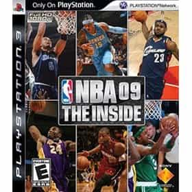 NBA 09: The Inside