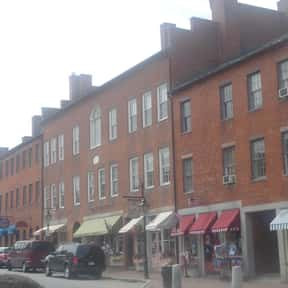 Newburyport Historic District is listed (or ranked) 7 on the list The Best Day Trips from Boston