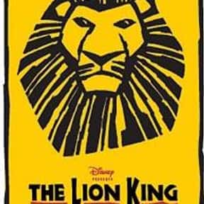 The Lion King (1997) is listed (or ranked) 1 on the list The Best Musicals Based on Movies