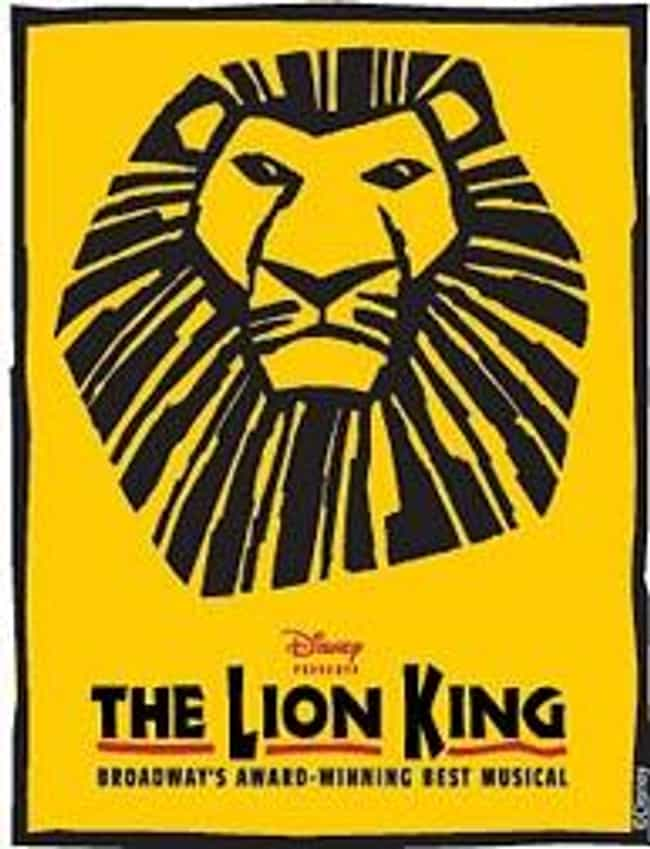 The Lion King is listed (or ranked) 4 on the list Elton John Plays List