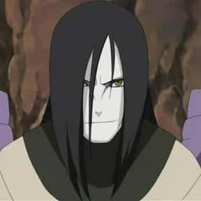 Orochimaru is listed (or ranked) 3 on the list The Top 10+ Naruto Villains of All Time