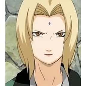 Tsunade is listed (or ranked) 11 on the list The Best Female Anime Characters