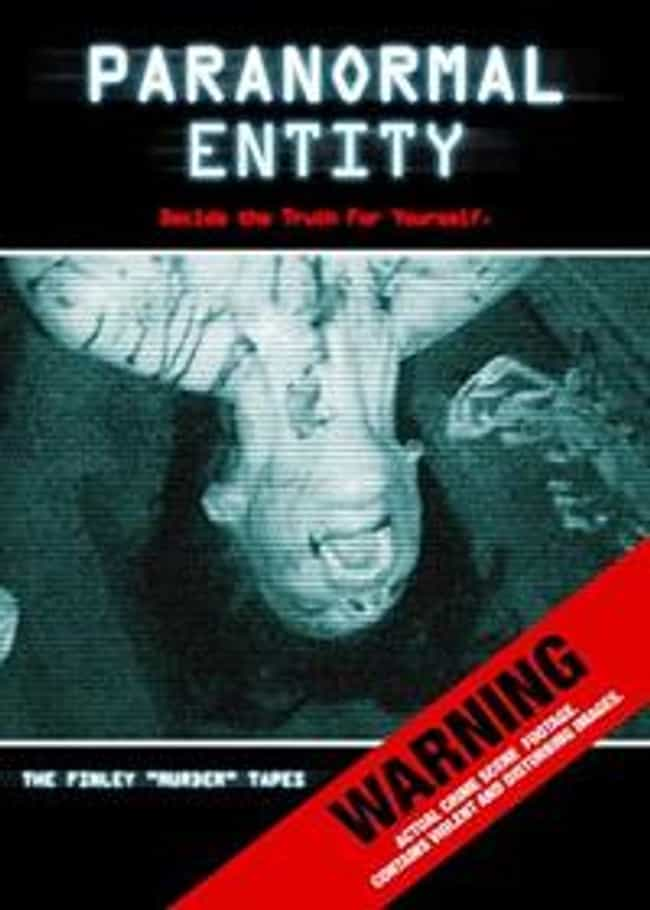 Paranormal Entity is listed (or ranked) 4 on the list The Most Blatant Hollywood Rip-Offs Produced By The Asylum