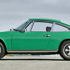 Porsche 911 classic is listed (or ranked) 22 on the list The Best 1960s Cars