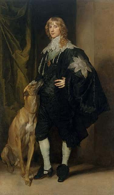 Portrait of James Stuart, Duke of Richmond