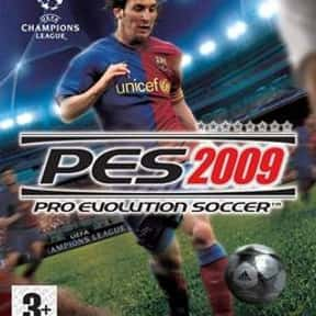 Pro Evolution Soccer 2009 is listed (or ranked) 6 on the list The Best PlayStation 2 Soccer Games