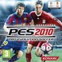 Pro Evolution Soccer 2010 is listed (or ranked) 2 on the list The Best Football Games of All Time