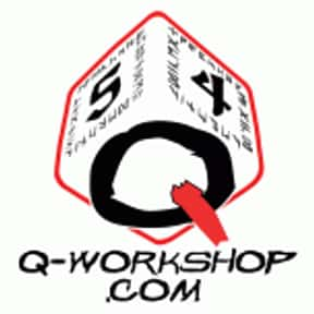 Q-workshop is listed (or ranked) 19 on the list List of Board Game Companies