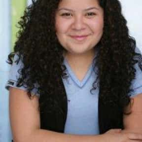 Raini Rodriguez is listed (or ranked) 11 on the list Austin and Ally Cast List