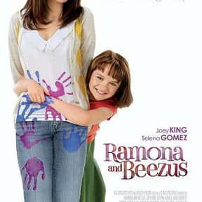 Ramona and Beezus is listed (or ranked) 6 on the list Movies Based On Books You Should Have Read In 4th Grade