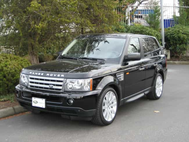 Range Rover Sport is listed (or ranked) 3 on the list Full List of Land Rover Models