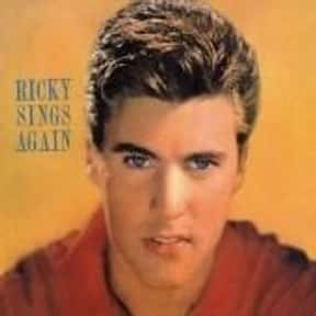 Ricky Sings Again is listed (or ranked) 2 on the list The Best Ricky Nelson Albums of All Time
