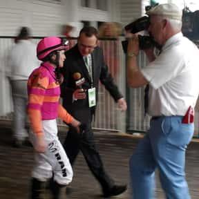 Rosie Napravnik is listed (or ranked) 18 on the list List of Famous Jockeys
