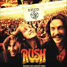 Rush: Beyond the Lighted Stage is listed (or ranked) 1 on the list The Best Music Documentaries On Netflix, Ranked