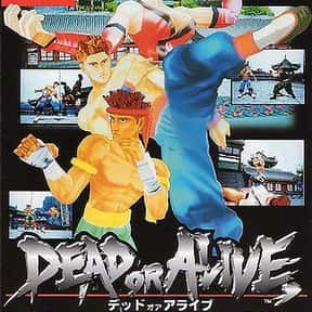 Dead or Alive is listed (or ranked) 18 on the list The Best Sega Saturn Fighting Games