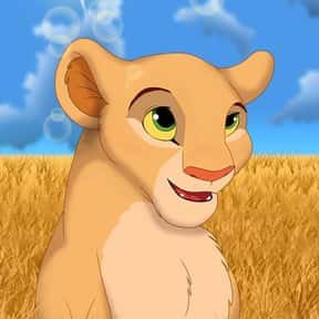 Nala is listed (or ranked) 12 on the list The Best Disney Princesses