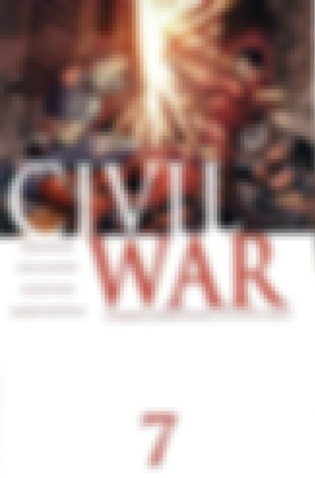 Civil War is listed (or ranked) 2 on the list The Best Mark Millar Comic Books