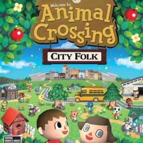 Animal Crossing: City Folk is listed (or ranked) 24 on the list The Best Life Simulation Games of All Time