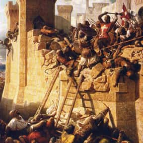 Siege of Acre is listed (or ranked) 21 on the list The Most Incredible Sieges of All Time