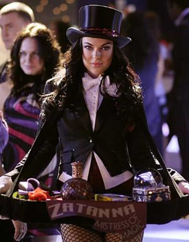 Serinda Swan is listed (or ranked) 1 on the list 16 Actresses Who Would Be Perfect As Zatanna