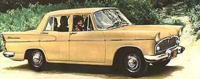 Simca Alvorada is listed (or ranked) 7 on the list Full List of Simca Models