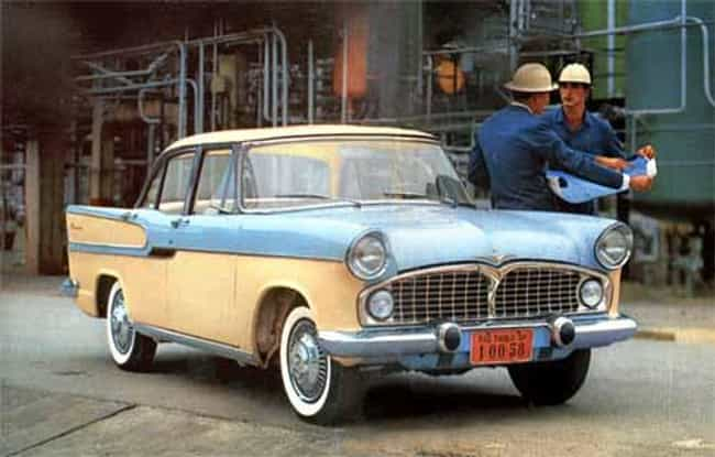 Simca Profissional is listed (or ranked) 8 on the list Full List of Simca Models