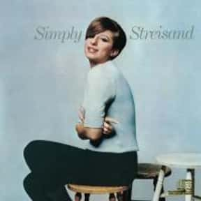 Simply Streisand is listed (or ranked) 15 on the list The Best Barbra Streisand Albums of All Time