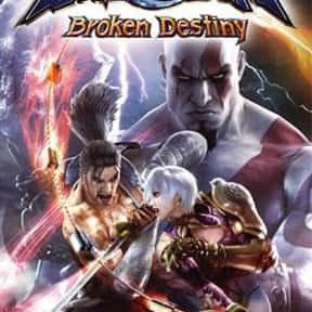 Soulcalibur: Broken Destiny is listed (or ranked) 1 on the list The Best PSP Fighting Games