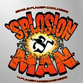 'Splosion Man is listed (or ranked) 11 on the list The Best Indie Games on Xbox Game Pass