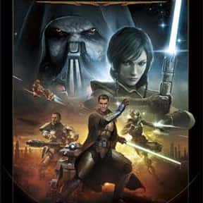 Star Wars: The Old Republic is listed (or ranked) 5 on the list The Best MMORPG Games of All Time