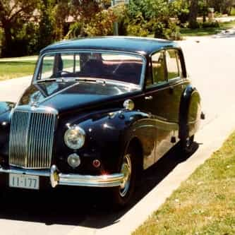Armstrong Siddeley Sapphire