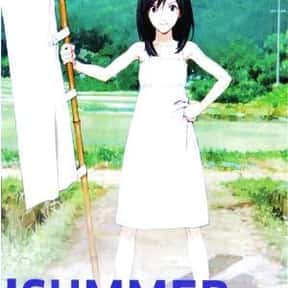 Summer Wars is listed (or ranked) 11 on the list The Best Anime Like Paprika