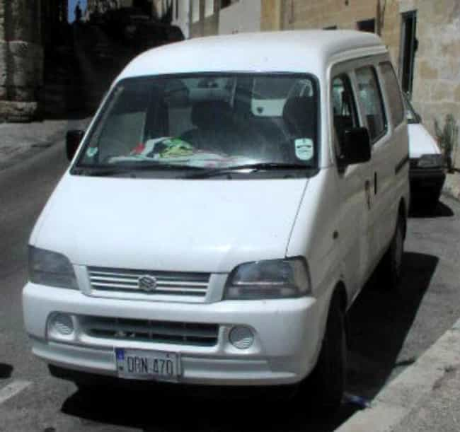 Suzuki Carry is listed (or ranked) 4 on the list Full List of Vauxhall Motors Models