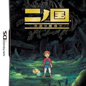 Ni no Kuni is listed (or ranked) 19 on the list Level-5 Games List