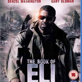 The Book of Eli is listed (or ranked) 22 on the list The Best Dystopian And Near Future Movies