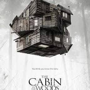 The Cabin in the Woods is listed (or ranked) 3 on the list The Scariest Cabin Horror Movies