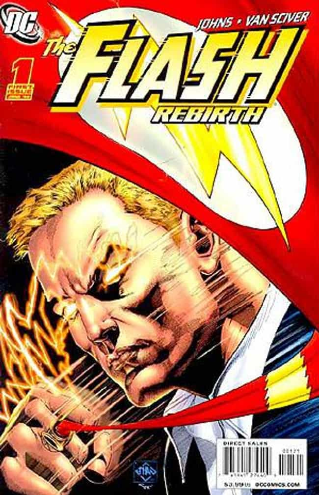 The Flash: Rebirth is listed (or ranked) 4 on the list The Greatest Flash Stories Ever Told