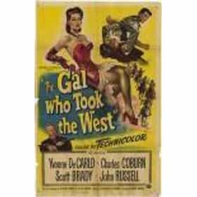 The Gal Who Took the West