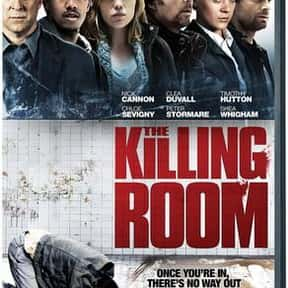 The Killing Room is listed (or ranked) 25 on the list The Best Horror Movies About Evil Experiments