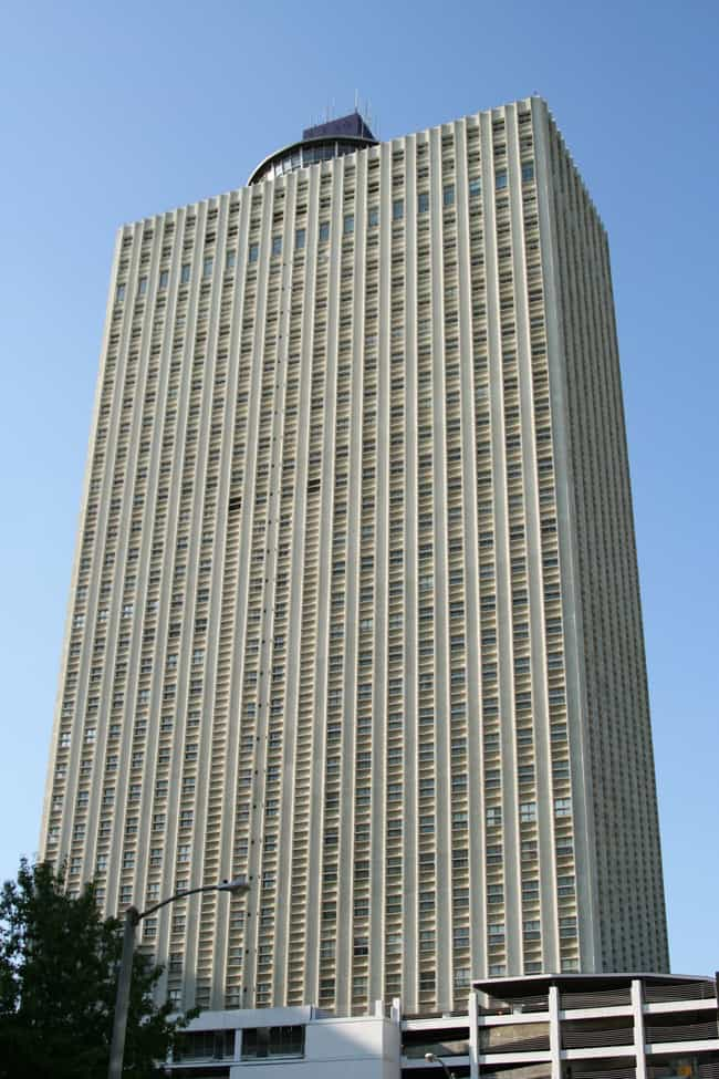 100 North Main is listed (or ranked) 1 on the list List of Famous Memphis Buildings & Structures