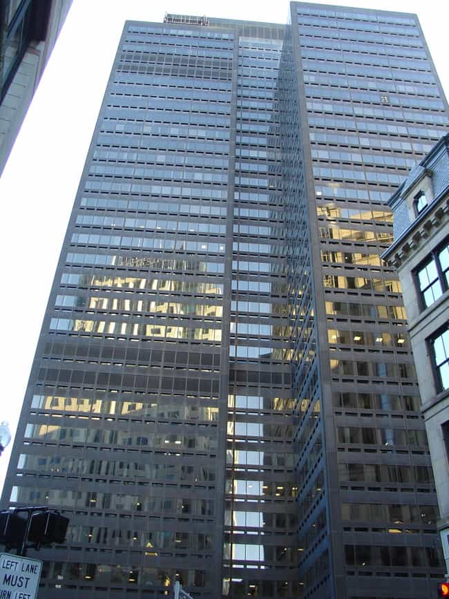 100 Summer Street is listed (or ranked) 1 on the list List of Famous Boston Buildings & Structures