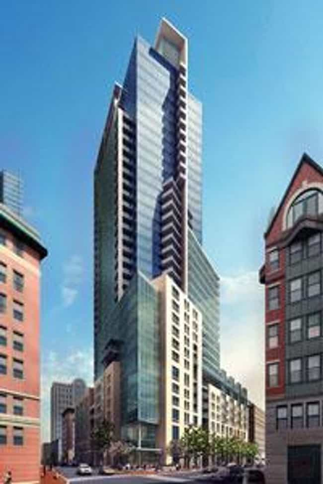 101 Clarendon Street is listed (or ranked) 2 on the list List of Famous Boston Buildings & Structures