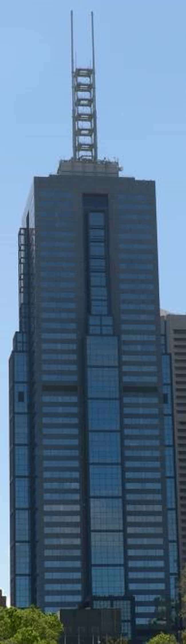 101 Collins Street is listed (or ranked) 2 on the list List of Famous Melbourne Buildings & Structures